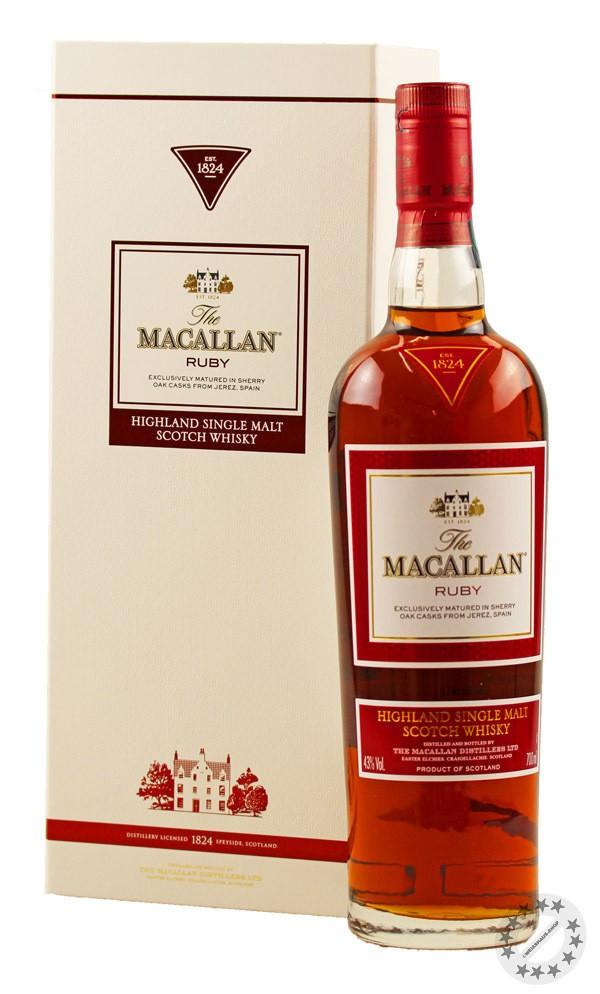 Macallan Ruby 43% vol. 0,70l
