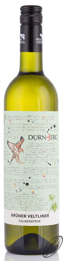 D�rnberg Fine Wine GmbH D�rnberg Gr�ner Veltliner Falkenstein 2019 12,5% vol. 0,75l