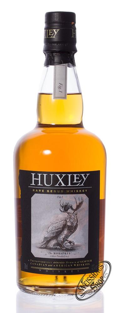 Whiskey Union Huxley Rare Genus Whisky 42% vol. 0,70l