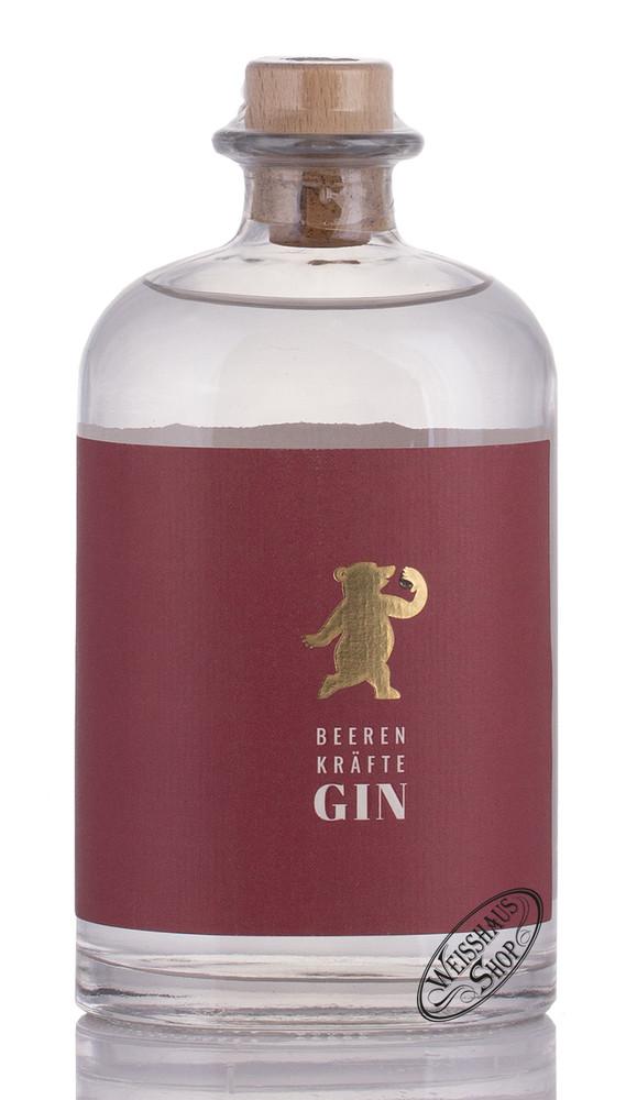 Beerenkr�fte GmbH Beerenkr�fte Aroniabeeren Gin 45,5% vol. 0,50l