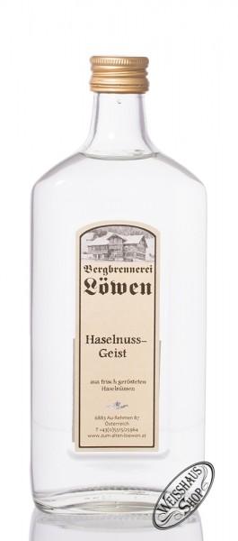 Bergbrennerei Löwen Haselnuss Geist 42% vol. 0,50l
