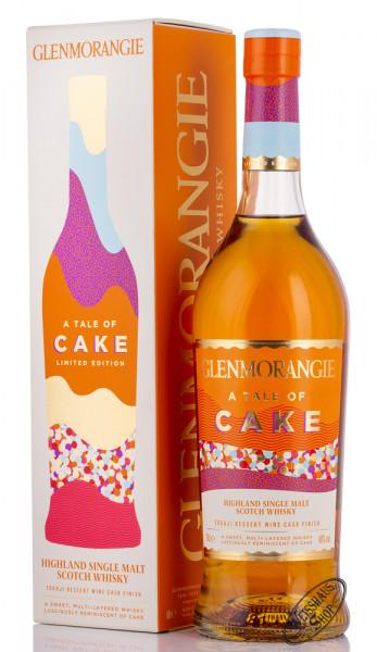 Glenmorangie A Tale of Cake Whisky 46% vol. 0,70l
