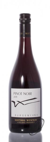 Wendelin Pinot Noir 2015 13% vol. 0,75l