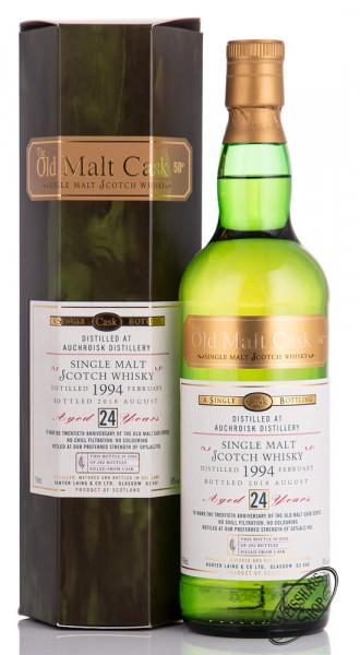 Auchroisk 24 YO Hunter Laing 1994 Whisky 50% vol. 0,70l