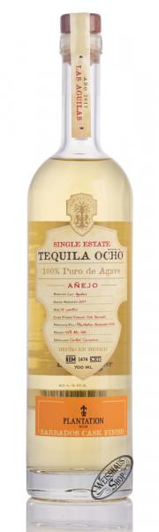 OCHO Las Aguilas 2017 Barbados 2002 Rum Cask Finish Tequila 46% vol. 0,70l