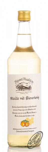 Hauser Marillenschnaps mit Honig 35% vol. 1,0l