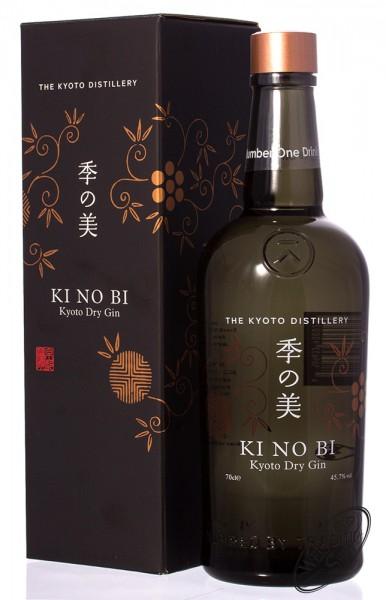 KI NO BI Kyoto Dry Gin 45,70% vol. 0,70l