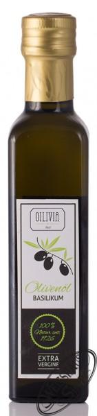 Oilivia Basilikum Olivenöl 0,25l