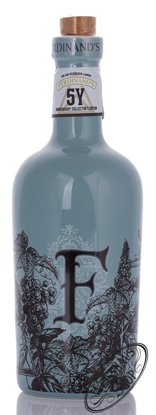 Ferdinands Ferdinand�s Saar Dry Gin 5 YO Anniversary Edition 45% vol. 0,50l