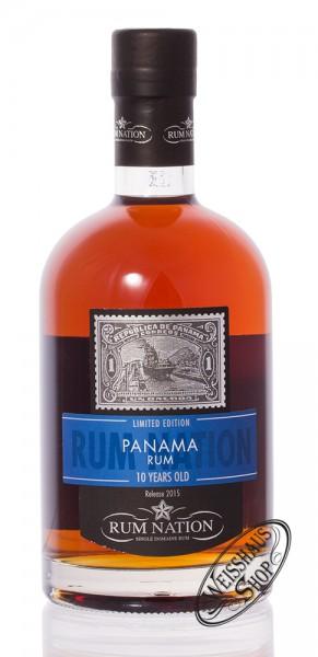 Rum Nation Panama 10 YO Rum 40% vol. 0,70l
