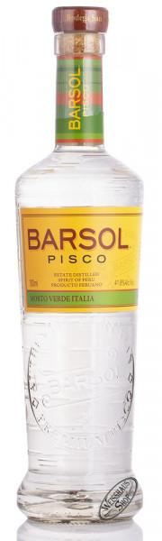 Barsol Pisco Supremo Mosto Verde Italia 41,8% vol. 0,70l