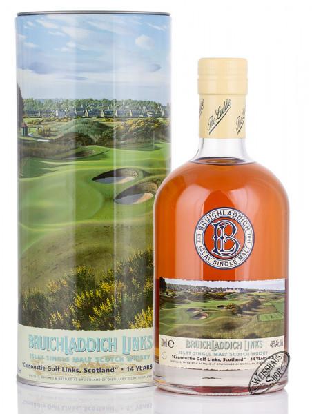 Bruichladdich Links Carnoustie 14 YO Islay Whisky 46% vol. 0,70l