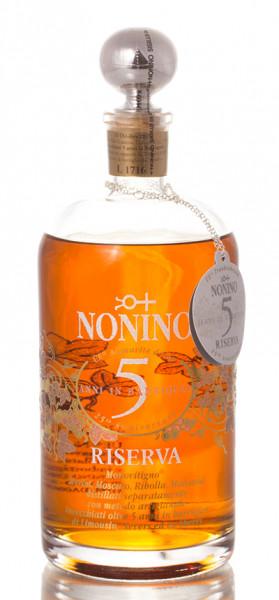 Nonino ÙE Riserva 5 Jahre Barrique Traubenbrand 43% vol. 0,70l