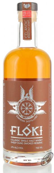 Floki Icelandic Sheep Dung Smoked Whisky 47% vol. 0,70l