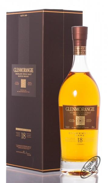 Glenmorangie 18 Years Old Single Malt Whisky 43% vol. 0,70l
