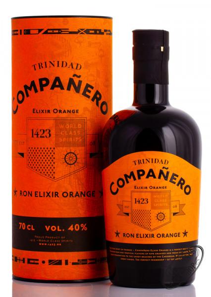 Companero Ron Elixir Orange Rum 40% vol. 0,70l