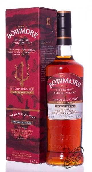 Bowmore The Devils Casks Batch III Islay Whisky 56,7% vol. 0,70l