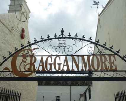 cragganmore_schild