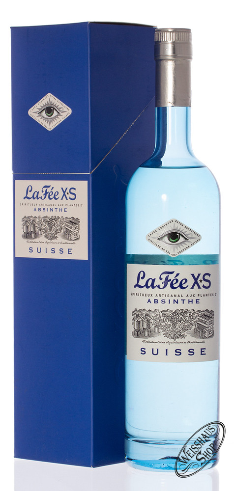 La Fee XS Suisse Absinth 53% vol. 0,70l