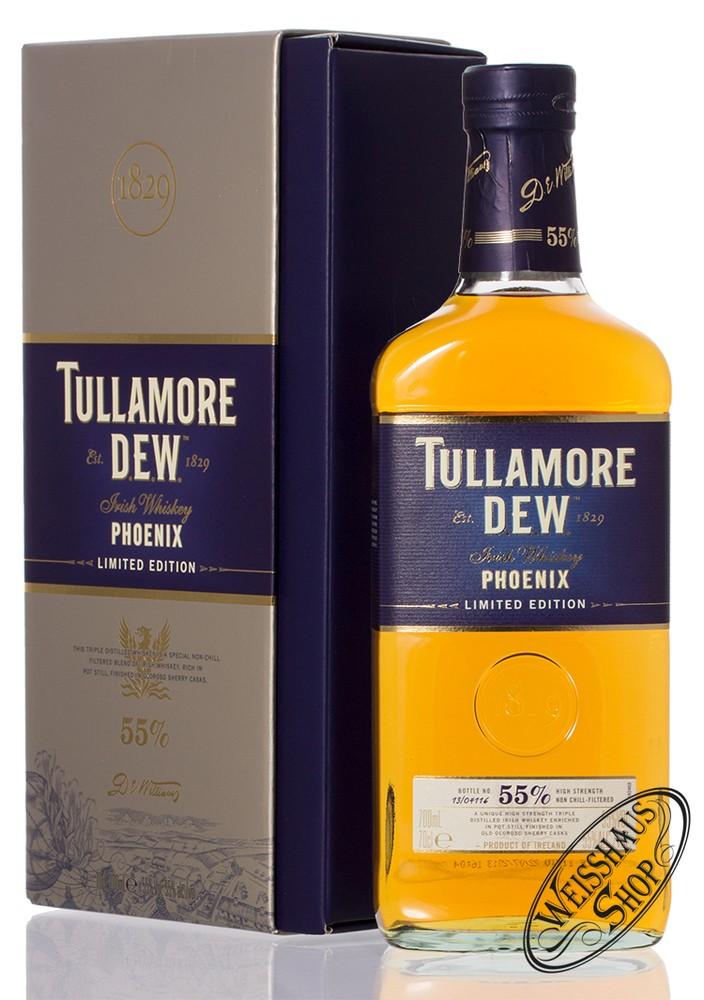 Tullamore Dew Phoenix Irish Whiskey 55% vol. 0,70l