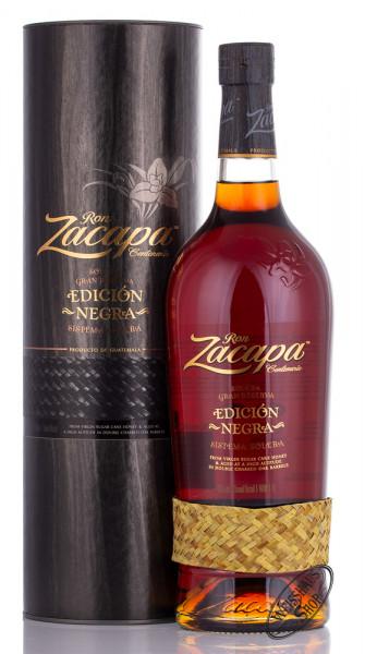 Ron Zacapa Edition Negra Rum 43% vol. 1,0l