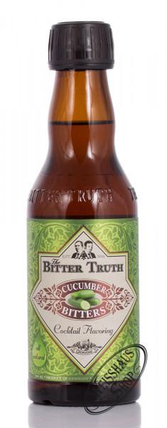 The Bitter Truth Cucumber Bitter 39% vol. 0,20l