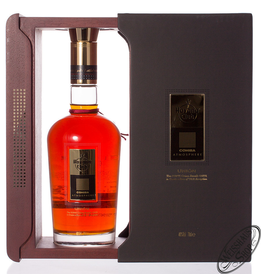 Havana Club Union Rum 40% vol. 0,70l