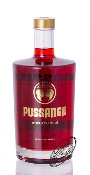 Pussanga World Premium Liqueur 38% vol. 0,50l