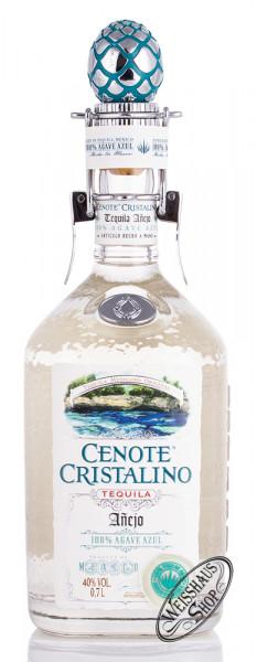 Cenote Tequila Cristalino 40% vol. 0,70l