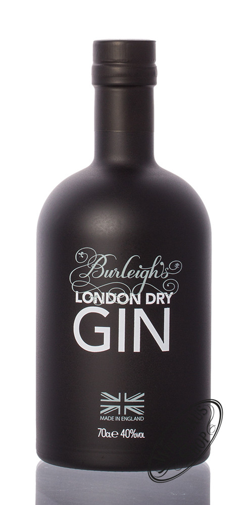 Burleigh's London Dry Gin 40% vol. 0,70l
