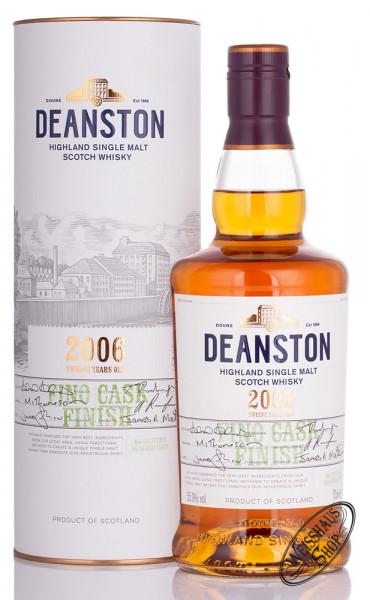 Deanston 2006 Fino Finish Whisky 55% vol. 0,70l