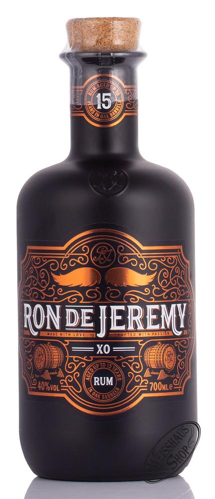 Ron de Jeremy XO Solera 15 YO Rum 40% vol. 0,70l
