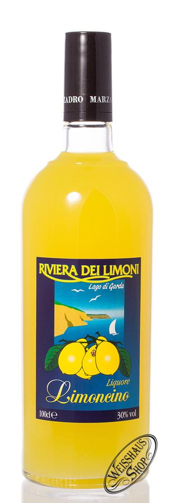 Marzadro Limoncino Zitronenlik�r 30% vol. 1,0l