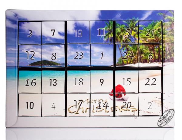 Weisshaus Rum Adventskalender 24 x 0,04l