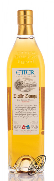 Etter Vieille Orange Brand 40% vol. 0,70l