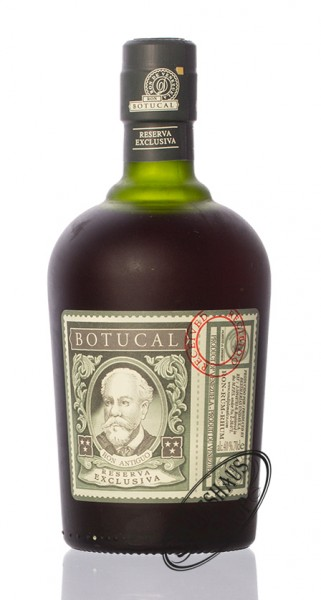 Botucal Reserva Exclusiva Rum 40% vol. 0,70l