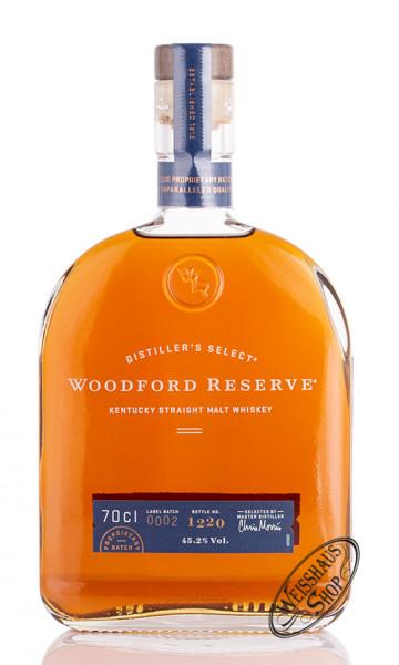 Woodford Reserve Malt Whiskey 45,2% vol. 0,70l