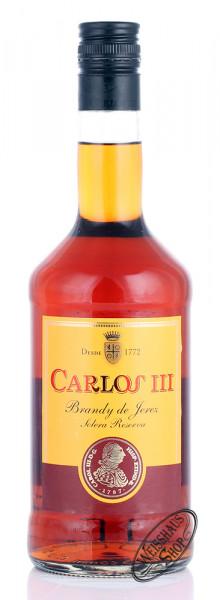 Carlos Brandy III 36% vol. 0,70l