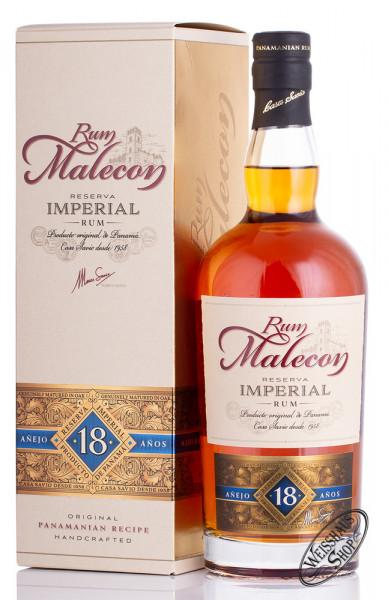 Malecon Reserva Superior 18 Anos 40% vol. 0,70l