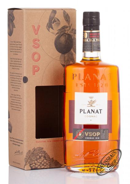 Planat Organic VSOP Cognac 40% vol. 0,70l