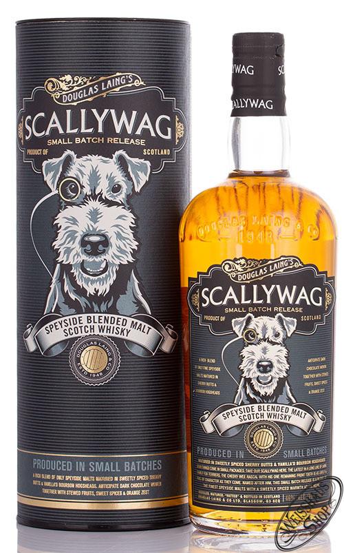Scallywag Speyside Douglas Laing Blended Whisky 46% vol. 0,70l