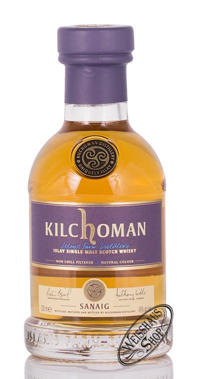 Kilchoman Sanaig Islay Whisky 46% vol. 0,20l