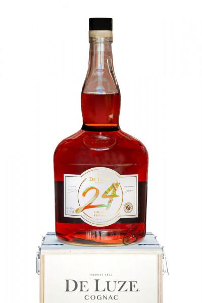 De Luze Fine Alfred Champagne Cognac 42% vol. 24l