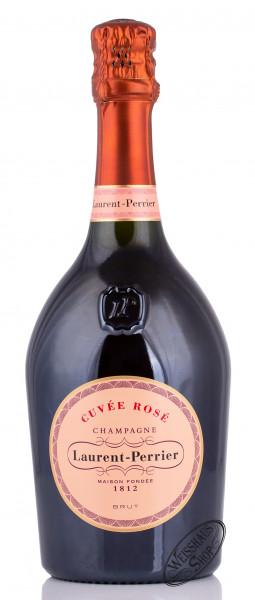 Laurent Perrier Cuvée Rose Brut Champagner 12% vol. 0,75l