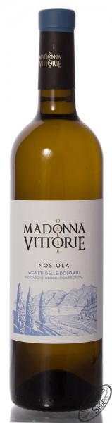Madonna delle Vittorie Nosiola 2017 12,5% vol. 0,75l