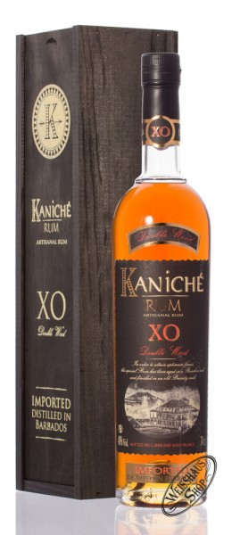 Kaniché XO Double Wood Rum 40% vol. 0,70l
