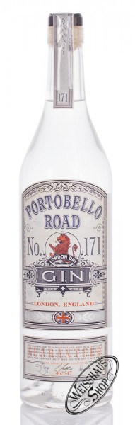 Portobello Road London Dry Gin 42% vol. 0,70l