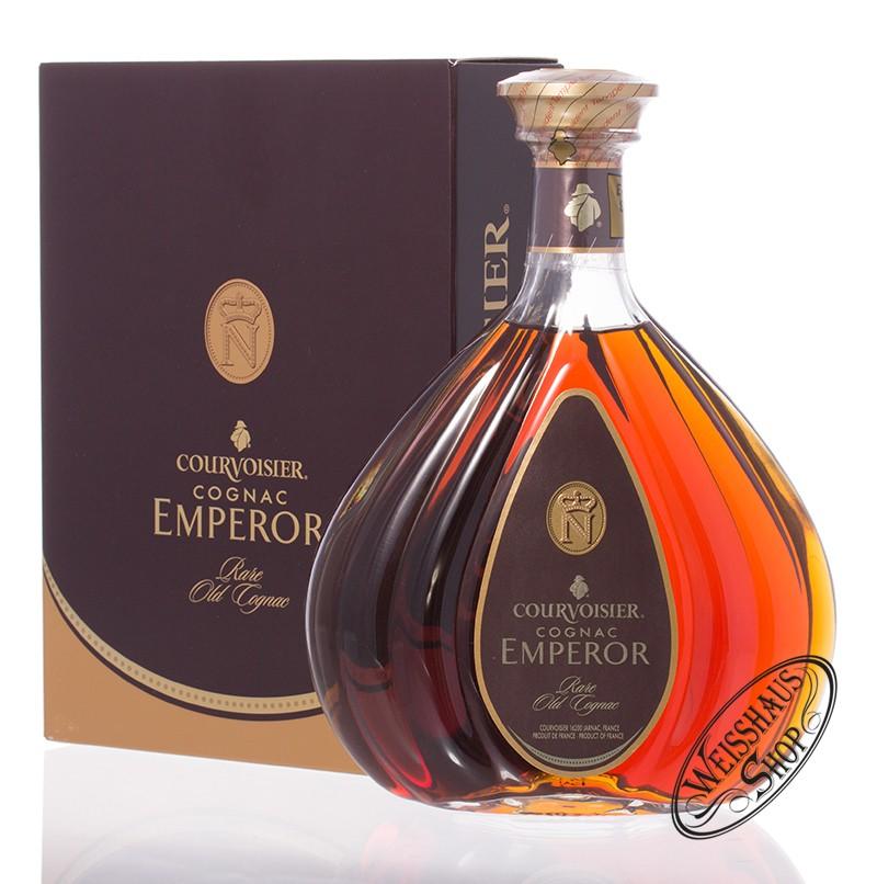 Courvoisier Emperor Cognac 40% vol. 0,70l
