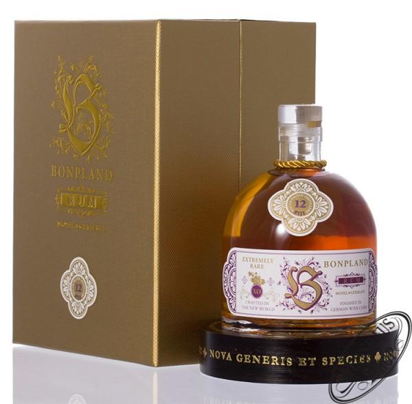 Bonpland Fiji 12 YO Rum 45% vol. 0,50l