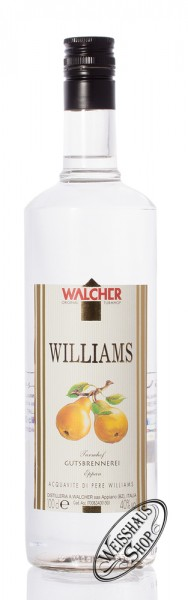 Walcher Williams Classic 40% vol. 1,0l
